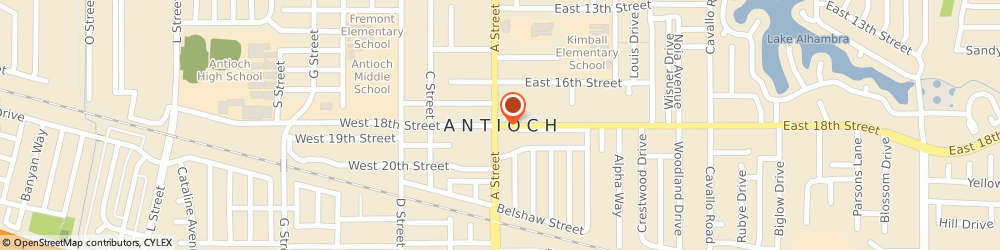 Route/map/directions to Sears Portrait Studio, 94509 Antioch, COUNTRY E MALL