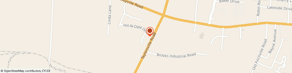 Route/map/directions to AutoZone Auto Parts, 40065 Shelbyville, 280 Taylorsville Rd