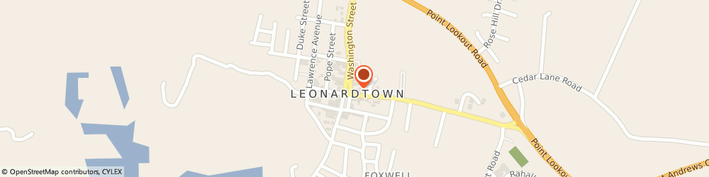 Route/map/directions to Erie Olde Towne Insurance Agency Inc., 20650 Leonardtown, 22720 Washington St