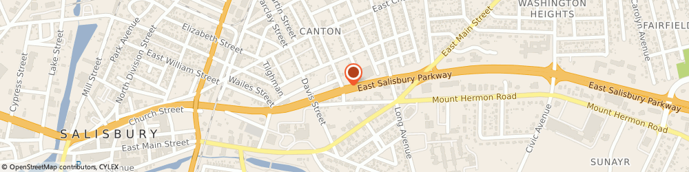 Route/map/directions to Fred Pastore: Allstate Insurance, 21804 Salisbury, 111 Naylor St