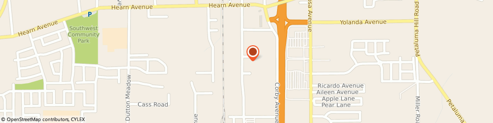 Route/map/directions to TRI-STAR AUTOMOTIVE, 95407 Santa Rosa, 484 Kenwood Ct