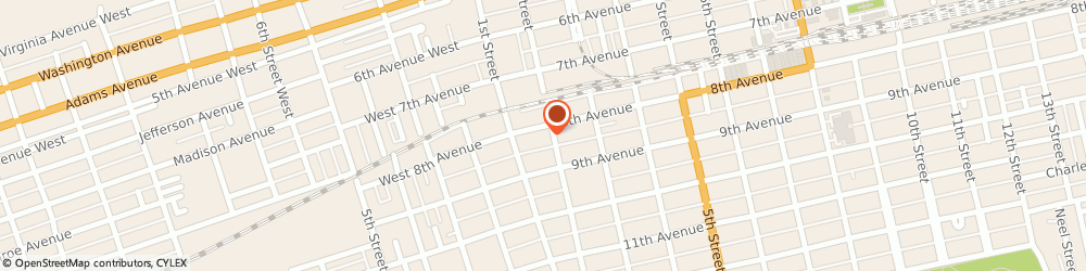Route/map/directions to Safeco Insurance Agent, 25701-2622 Huntington, 103 8Th Ave