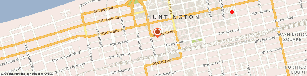 Route/map/directions to Beltone, 25701 Huntington, 601 6Th Ave