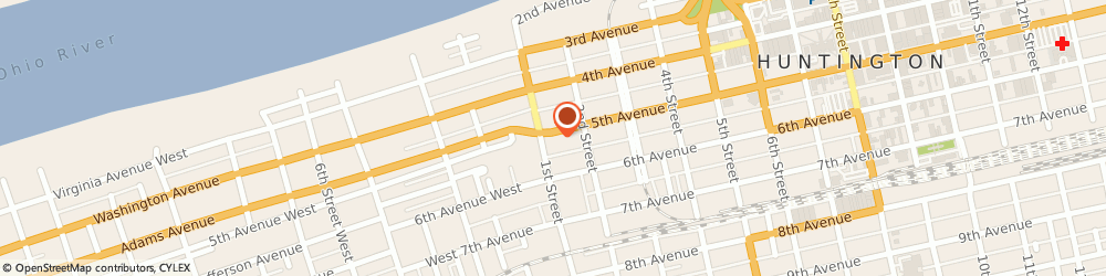 Route/map/directions to Safeco Insurance Agent, 25701-1807 Huntington, 101 5Th Ave