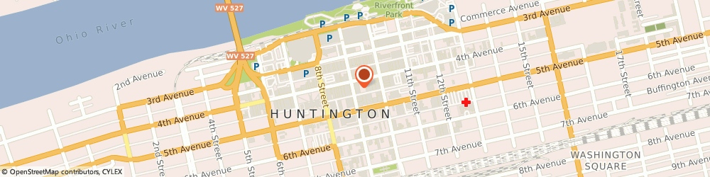 Route/map/directions to Safeco Insurance Agent, 25701-1418 Huntington, 408 9Th St