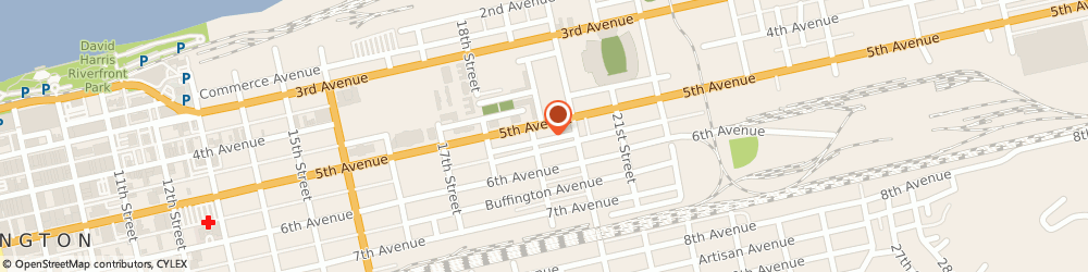 Route/map/directions to Navy Federal Credit Union ATM, 25703 Huntington, 1901 5Th Ave