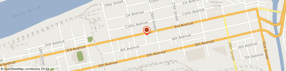 Route/map/directions to Safeco Insurance Agent, 25703-1614 Huntington, 2537 3Rd Ave