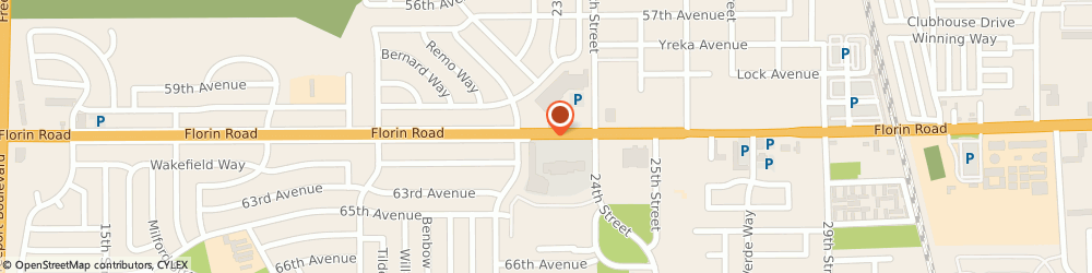 Route/map/directions to Gold Eagle Shoe Repair, 95822 Sacramento, 2312 FLORIN ROAD