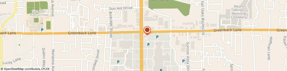 Route/map/directions to Picture People, 95610 Citrus Heights, 6166 Sunrise Blvd., A-4A