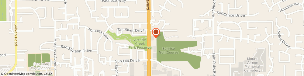 Route/map/directions to PetSmart - Free Curbside Pickup Available, 95610 Citrus Heights, 6434 Sunrise Blvd