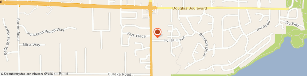 Route/map/directions to Navy Federal Credit Union ATM, 95746 Granite Bay, 8789 Auburn Folsom Rd Ste B