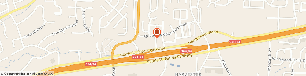 Route/map/directions to Safeco Insurance Agent, 63376 Saint Peters, 2046 Queens Brooke Blvd