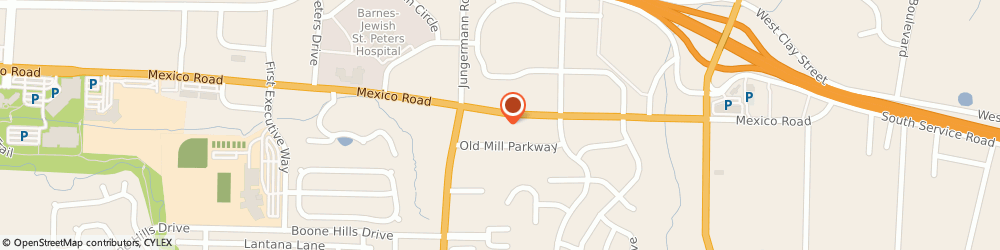 Route/map/directions to Minuteman Press St. Peters, 63376 Saint Peters, 4135 Mexico Rd