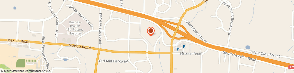 Route/map/directions to Hobby Lobby, 63376 Saint Peters, 4033 Veterans Memorial Parkway
