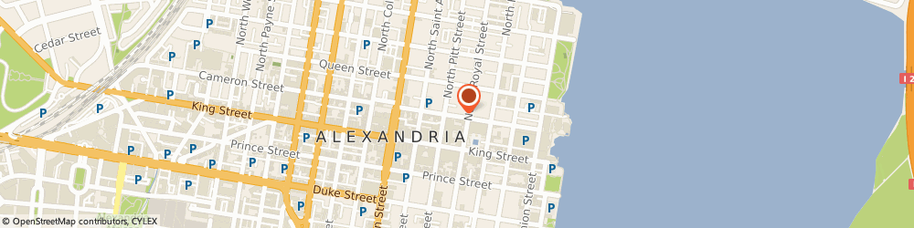 Route/map/directions to Early Times Emporium, 22314 Alexandria, 413 Cameron St