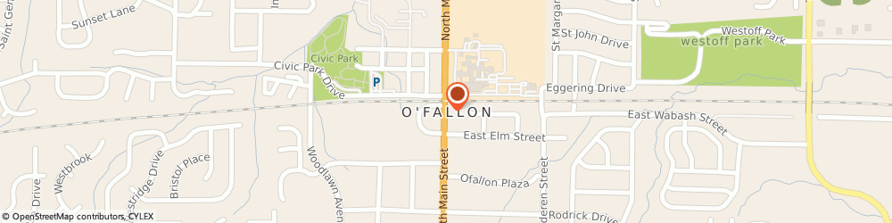 Route/map/directions to Aubuchon Insurance, 63366 O Fallon, 806 RUNNY MEADE EST