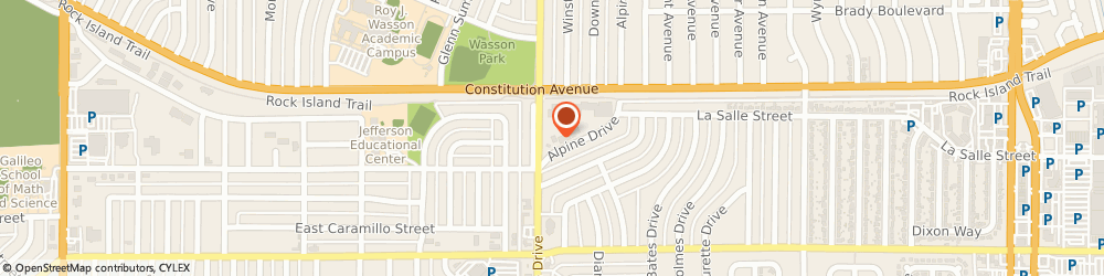 Route/map/directions to CoinFlip Bitcoin ATM, 80909 Colorado Springs, 1823 N Circle Dr