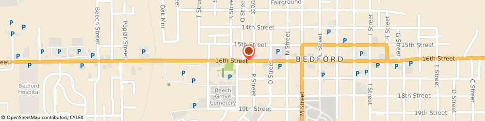 Route/map/directions to Drain Doctors Inc For Greeley, 80631 Greeley, 16Th St & 15Th Ave