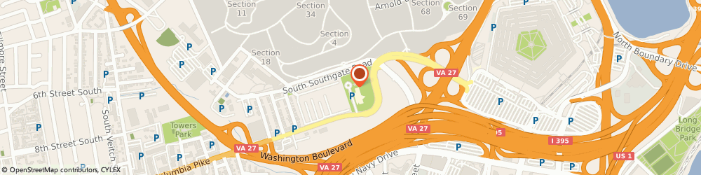 Route/map/directions to U.s. Air Force, 20330 Washington, 1690 Air Force Pentagon