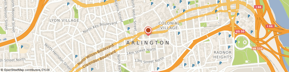 Route/map/directions to Allstate Insurance-The Gary Jensen Agency, 22201 Arlington, 2055 15TH ST N STE 203