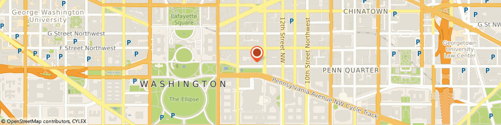 Route/map/directions to DC Light Dental, 20004 Washington, 1331 Pennsylvania Ave NW, Ste 502