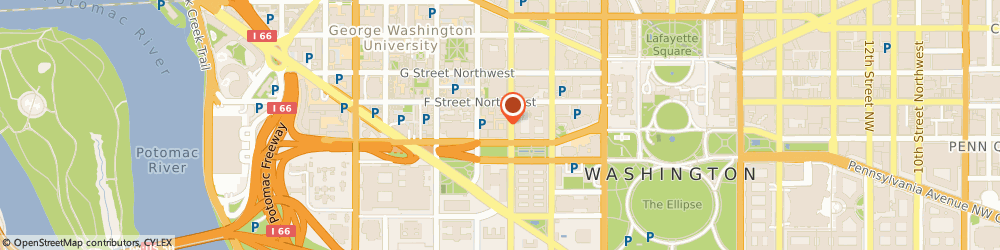 Route/map/directions to Citibank ATM, 20006 Washington, 514 19Th St Nw