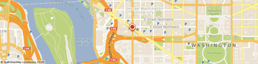 Route/map/directions to Diaz Danny Limited, 20037 Washington, 522 23Rd St Nw