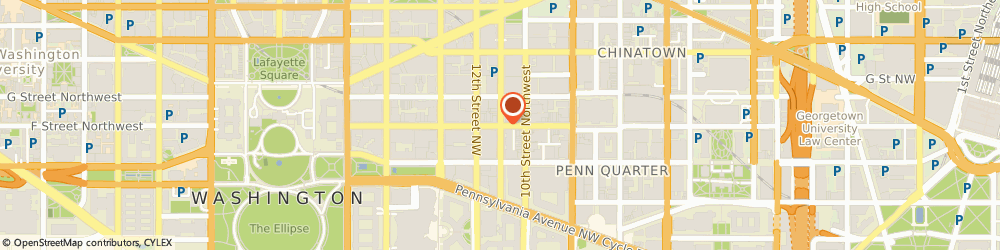 Route/map/directions to C & r Realty, 20004 Washington, 1101 F STREET NORTHWEST