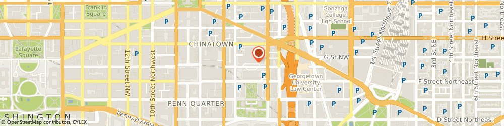 Route/map/directions to Government Accountability Office, 20001 Washington, 441 G St Nw