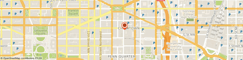 Route/map/directions to Radioshack, 20001 Washington, 732 7Th St Nw