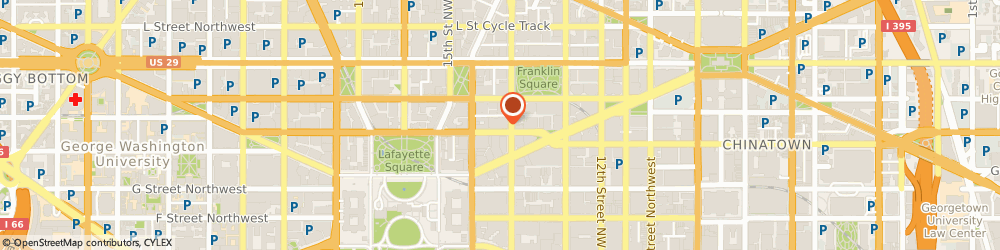 Route/map/directions to Calpine Corp, 20005 Washington, 1401 H St Nw # 510
