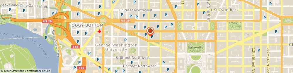 Route/map/directions to Feistritzer Publications, 20006 Washington, 1901 Pennsylvania Ave Nw
