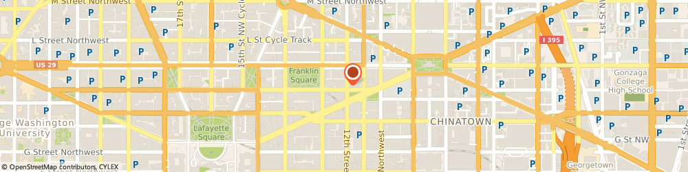 Route/map/directions to SPA Dental Group, 20005 Washington, 1201 I Street NW