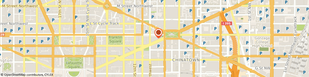 Route/map/directions to Citibank ATM, 20001 Washington, 901 New York Avenue