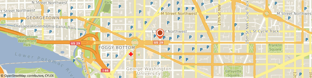 Route/map/directions to Diagnostic Health Washington D.c., 20037 Washington, 2121 K STREET NW