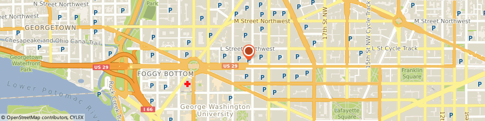 Route/map/directions to Beautiful Smiles DC, 20006 Washington, 2021 K St NW