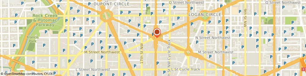 Route/map/directions to CITIBANK ATM, 20401 Washington, N. Capitol & H St. N.W.