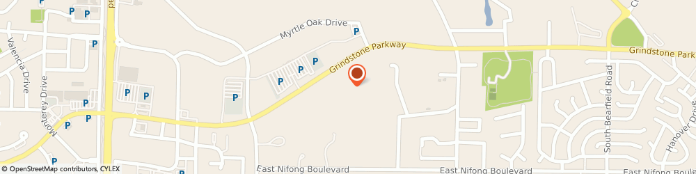 Route/map/directions to Your Pie, 65201 Columbia, 1413 Grindstone Plaza Drive