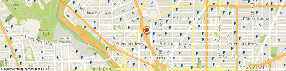 Route/map/directions to Doctor GoodBack, 20009 Washington, 1730 Connecticut Ave NW