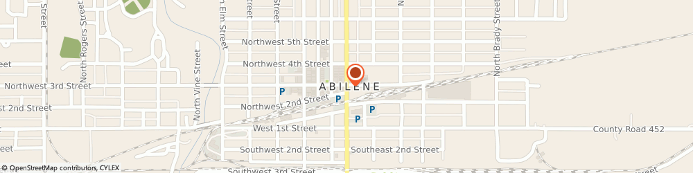 Route/map/directions to Yankee Candle Retailer, 67410 Abilene, 109 N.W. 3Rd