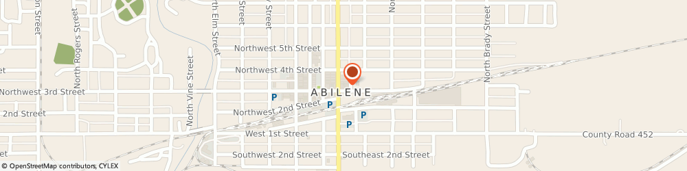 Route/map/directions to Maytag Retailer, 67410 Abilene, 305 North Buckeye