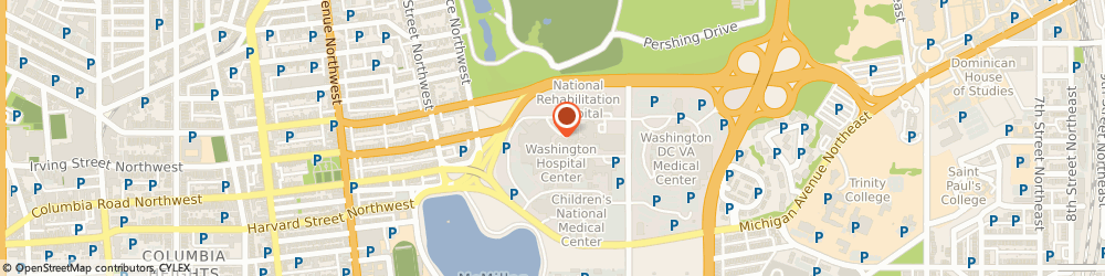 Route/map/directions to Nicklin Associates Inc, 20010 Washington, 110 Irving St Nw # Gc11