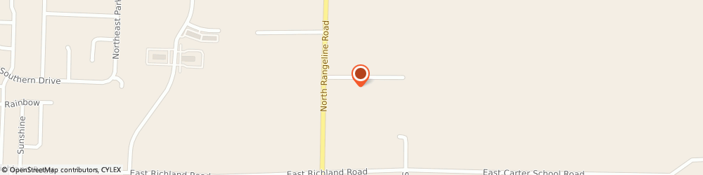 Route/map/directions to Estes Columbia, 65201 Columbia, 8830-B Columbus Court