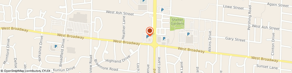 Route/map/directions to PETCO, 65203 Columbia, 2101 West Broadway Floor Suite T