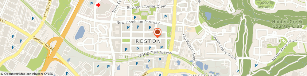 Route/map/directions to Chico's, 20190 Reston, 11910 Market Street