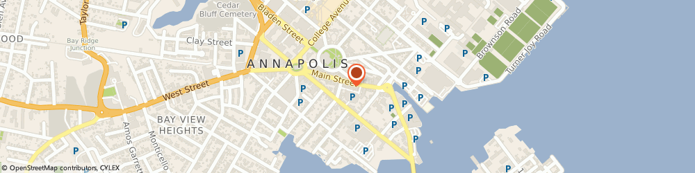Route/map/directions to The Spice & Tea Exchange® of Annapolis, 21401 Annapolis, 155 Main Street