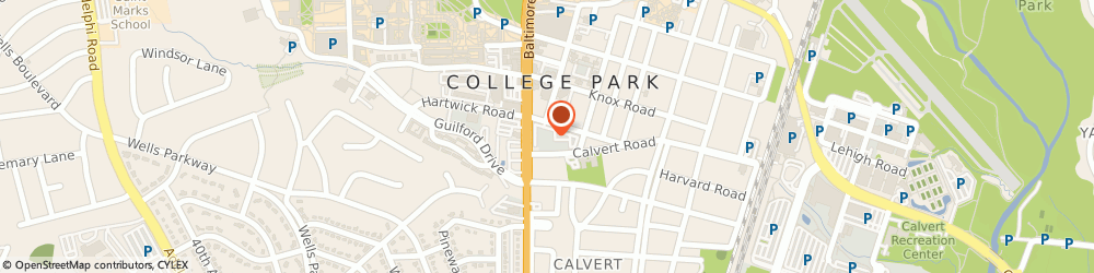 Route/map/directions to STATE FARM Phil Ates, 20740 College Park, 7307 Baltimore Boulevard, Suite 110