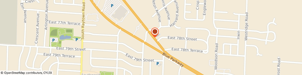 Route/map/directions to Edward Jones - Financial Advisor: George N Koepp, AAMS®, 64138 Raytown, 10801 E 350 Hwy