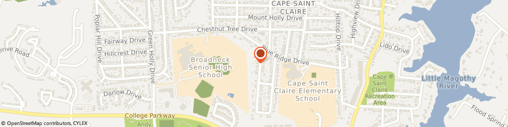 Route/map/directions to Harbor Remodelers, 21401 Annapolis, 1226 MOUNT PLEASANT DR