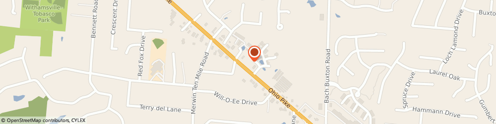 Route/map/directions to Arby's, 45102 Amelia, 3789 Waterford Parkway